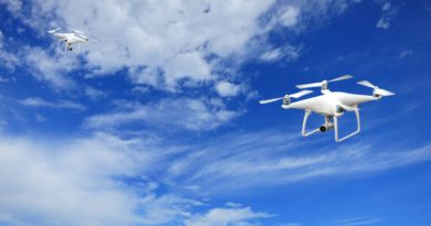 Filmowanie z powietrza, z drona - wspaniałe zdjęcia z lotu ptaka