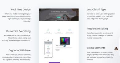 10 najlepszych responsywnych szablonów Wordpress
