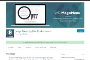 5 najlepszych pluginów do menu Wordpress