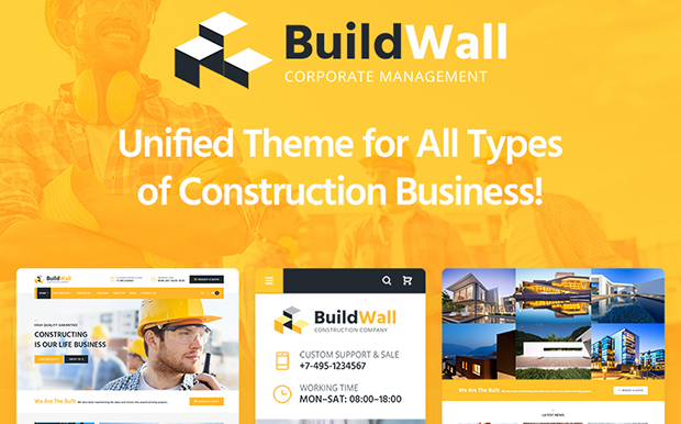 BuildWall motyw wordpress