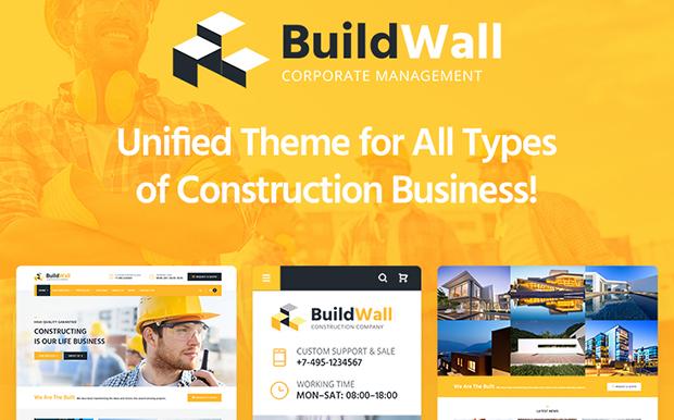 BuildWall motyw wordpress