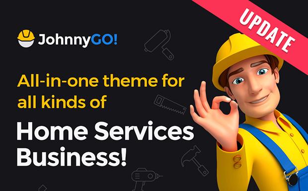 JohnnyGo motyw do WordPressa