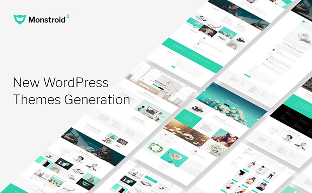Monstroid2 motyw WordPress