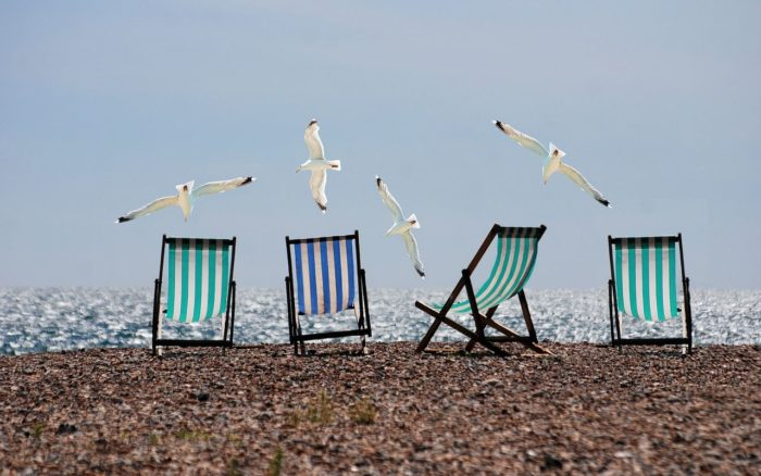 gadżety turystyczne i na plaże