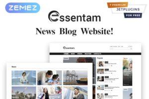 10 najlepszych motywów dla bloga na WordPressie 2020