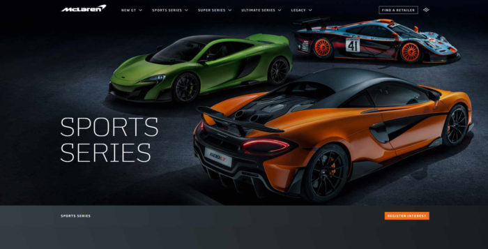 cars.mclaren.com