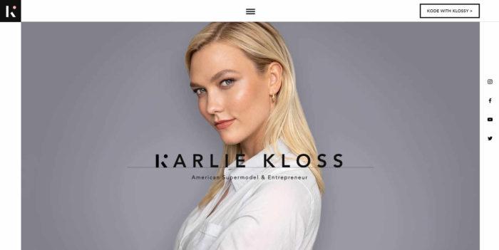 karliekloss.com