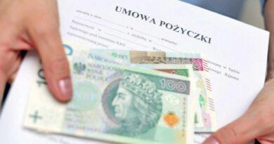 pożyczka - umowa